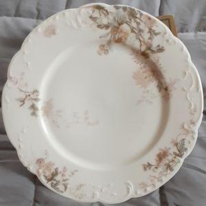 Haviland & Limoge vintage dinner plate